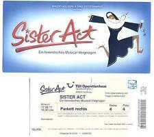 Sister Act - Ein himmlisches Musical-Vergnügen vom 17.08.2011 Hamburg