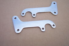 F -100 light brackets, stainless, one pair.