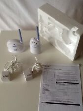 Safety 1st Portable Baby Monitor With Sound & Lights