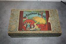 Ancien jeu vintage LE COCHON QUI RIT 6 joueurs.