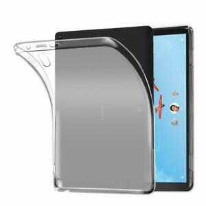 Case For Lenovo Tab E10 TB-X104F/N 10.1'' Protective Soft TPU Silicon Back Cover