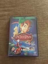 Disney's Peter Pan (DVD, 2-Disc Set, Platinum Edition)