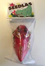 "Shoko Nakazawa 5"" Lunar New Year Red Seedlas Figure Byron Rangeron Sofubi"