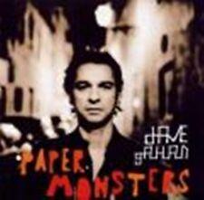 DAVE GAHAN (Depeche Mode) - Paper Monster