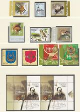 Belarus - year 2007 -collection 6 - MNH