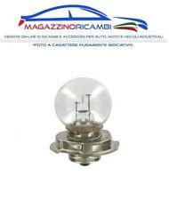 10 X LAMPADINA Oldtimer 6v 15w p26s MOTORINO CICLOMOTORE Mokick Pera