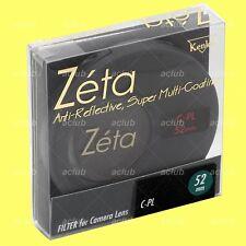 Genuine Kenko 52mm Zeta CPL Circular Polarizing filter CIR C-PL(W) Polarizer