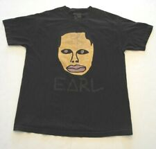 OFWGKTA EARL Men's Large Black Graphic T-Shirt - Tyler the Creator (h)