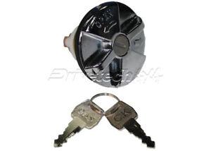 Drivetech Locking Fuel Cap 141-019061 fits Toyota Hilux 2.2 4x4 (LN/RN/YN), 2...