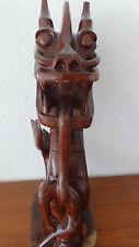 Mah Meri carving, Spirit Baai, 1986, by Semi Bin A Wag