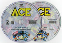 ACE MAGAZINE Full Collection on Disk (Atari ST/Amiga/C64/Spectrum/Amstrad Games)