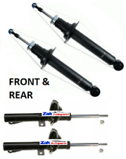 FOR Lexus IS200 99-06 Front & Rear Shock Absorbers Shockers Dampers Struts Pair
