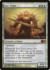 MTG SUN TITAN FOIL EXC - TITANO SOLARE - PROMO - MAGIC