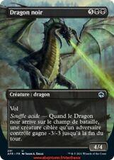 MTG - Dragon noir - ALT / Forgotten Realms FR