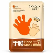 Honey Moisturizing Anti-Wrinkle Handcream Smoothing Dead Skin Remover Hand Patch