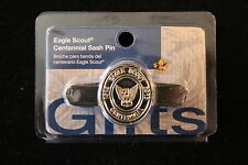 BSA EAGLE SCOUT SASH PIN - MERIT BADGE - Anniversary Shoulder Epaulette