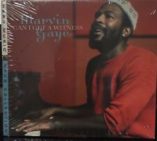 MARVIN GAYE - CAN I GET A WITNESS - 16 TRACK MUSIC CD - BRAND NEW - G576