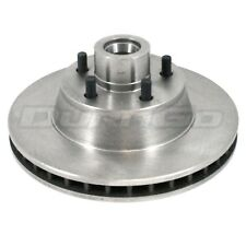 Disc Brake Rotor and Hub Assembly Front IAP Dura BR5307