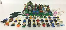 HUGE Lego Minifigures Collection Joblot incl Marvel, Star Wars, TMNT, Minecraft