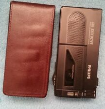 Philips 696 Executive Pocket Memo Cassette Recorder