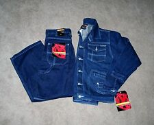 Urban Xs Blue Jean Jacket & Blue Jeans 2 Pc. Set ( Youth Size 12 ) New W/Tags