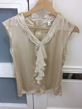 850e1bb16eac03 Gold Silk Tunic Tops   Shirts for Women for sale