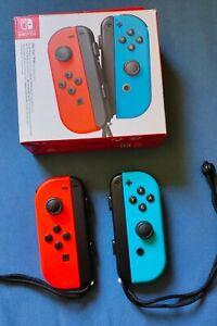 Nintendo Switch Joy-Con Controller Paar - Rot & Blau