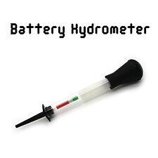 Batería Densímetro Tester Electrolito nivel Herramienta de pruebas de diagnóstico Accesorio