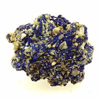 Chessylite ( Azurite ). 59.5 ct. Chessy-les-Mines, France