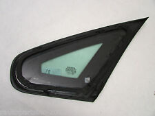 2007 VOLVO S40 REAR LEFT QUARTER VENT GLASS OEM 05 06 07 08 09