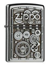 Zippo Gear Wheels 3D emblem Getriebe 2004497 NEU+OVP AKTION