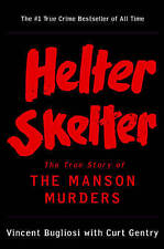 Helter Skelter : The True Story of the Manson Murders-ExLibrary