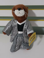 OTTER BOX OLLIE THE OTTER IN JAPANESE KIMONO 22CM! 2015 TOY PROMOTIONAL TOY!