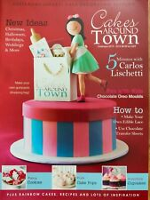 CAKES AROUND TOWN Catalogue 2013-Fancy, Posh, Irresistible, Cake Recipes & Ideas