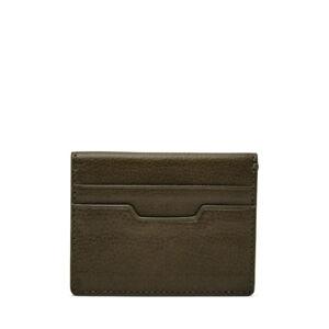 Fossil Ellis Magnetic Card Case Green ML4053300