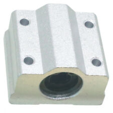 SCS8UU 8mm Linear motion slide units bearing block Al Rail guide shaft CNC E5E0