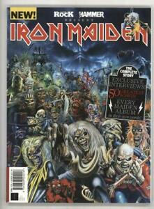 Classic Rock/Metal Hammer Magazine Presents - Iron Maiden - The Complete Story