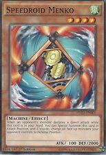 YU-GI-OH CARD: SPEEDROID MENKO - HSRD-EN005 - 1st EDITION