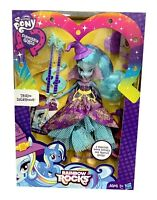 My Little Pony Equestria Girls - TRIXIE LULAMOON Doll (Rainbow Rocks Hasbro) NEW