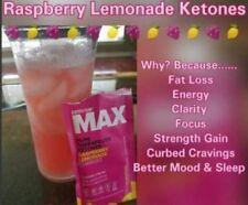 Keto OS Bio Max Raspberry Lemonade By Pruvit 5 OTG Packets - New Flavor!