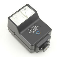 VIVITAR AUTO THYRISTOR 2600-D FLASH GUN