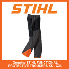Genuine STIHL Function Protective Pants - Ceritfied AS/NZ 4453.3.1997