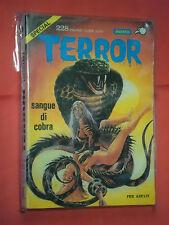 FUMETTO HORROR-TERROR-SPECIAL- PICCOLI- doppi - N° 13 - edizioni erregi-rg 1985