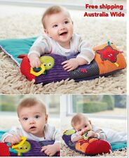Baby Tummy Time Play Mat Gym Activity Toys & Travel Rug Gym Baby Shower Gift
