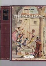 Benedetto Blasi - Stradario romano -  Il Borghese 1971 edizione di lusso R