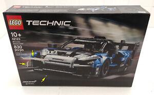 Lego Technic 42123 McLaren Senna GTR **New sealed in slightly distressed box**