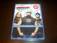 DISCOVERY CHANNEL American Chopper Honoring the Uniform POW MIA Tribute DVD NEW