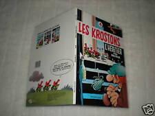 LES KROSTONS N°4 L'HERITIER - EDITION ORIGINALE 1984