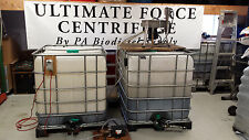 Ultimate Force Pressurized Centrifuge 120V Oil, WVO,  Biodiesel
