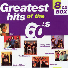 Various - Greatest Hits Of The 60s 8-CD - Beat 60s 70s
